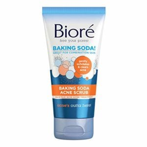 Best drugstore beauty products Biore cleanser