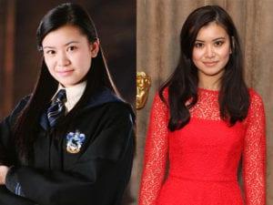 Harry Potter cast now Katie Leung