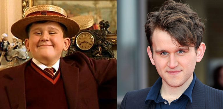 Harry Potter cast now Harry Melling
