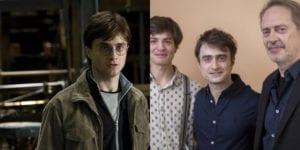 Harry Potter cast now Daniel Radcliffe