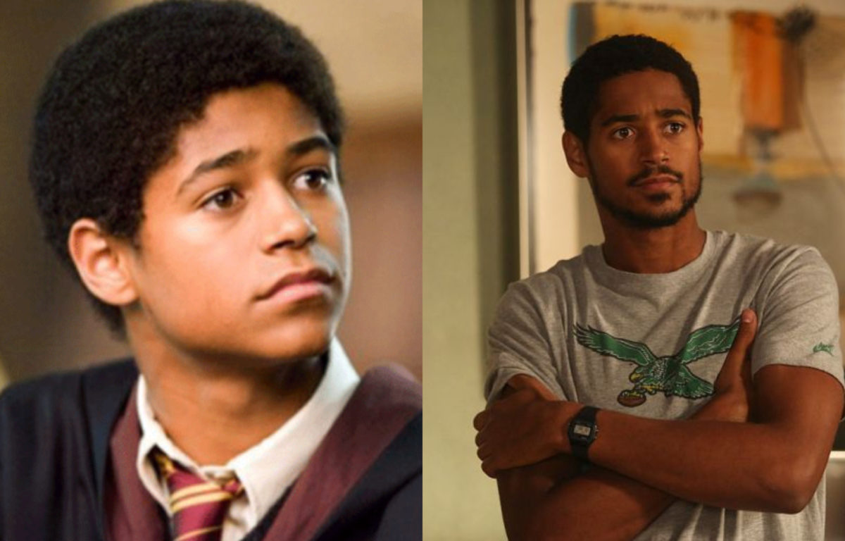 Harry Potter cast now alfred enoch