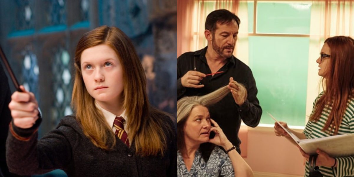 Harry Potter cast now Bonnie Wright
