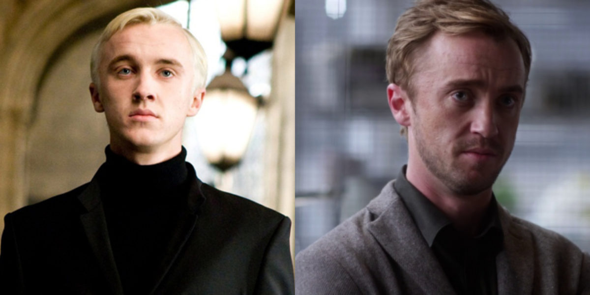 Harry Potter cast now Tom Felton