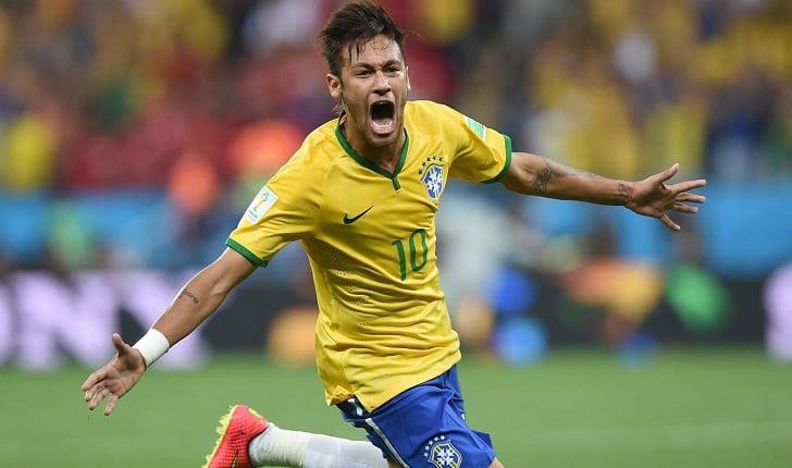 world cup 2018 brazil Neymar