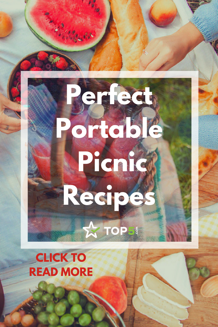 Perfect Portable Picnic Recipes