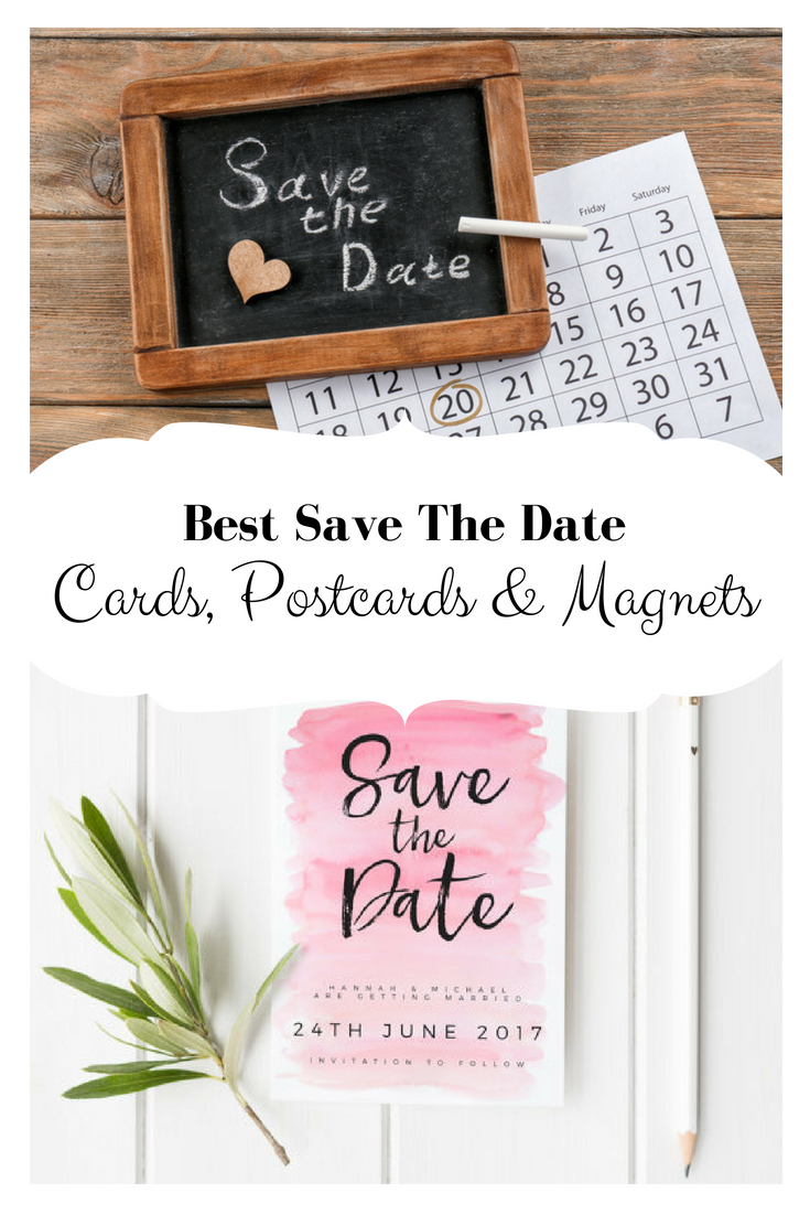Best Save The Date Cards, Postcards And Magnets