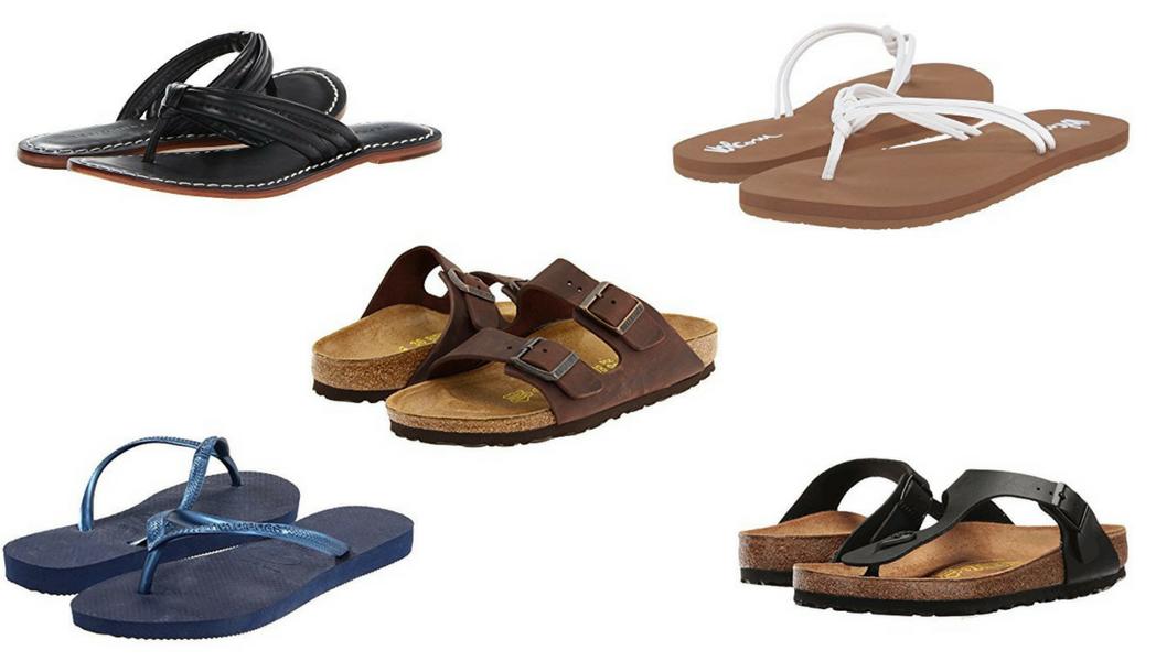 travel shoes sandals