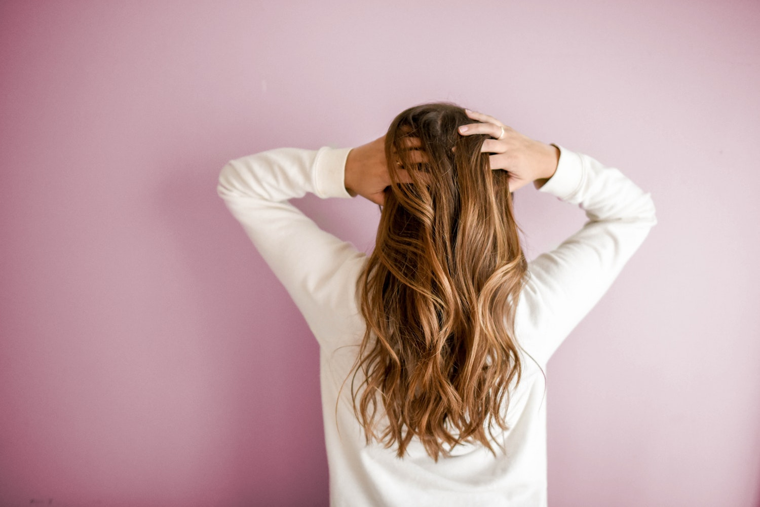 Argan oil is great for hair.