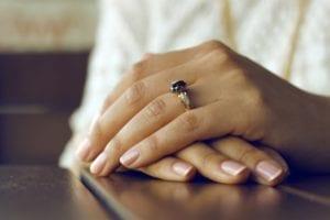 Argan oil can help prevent hang nails.
