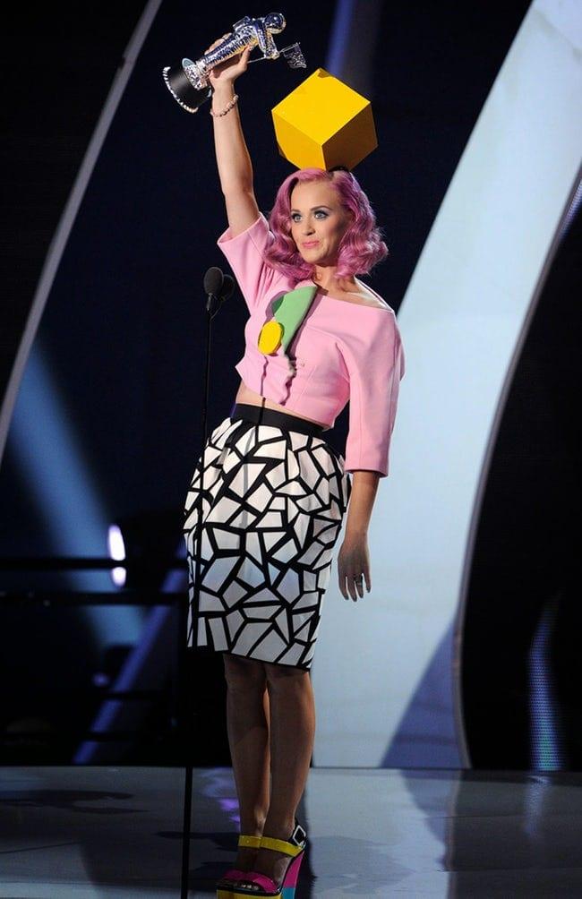 award show looks Katy Perry