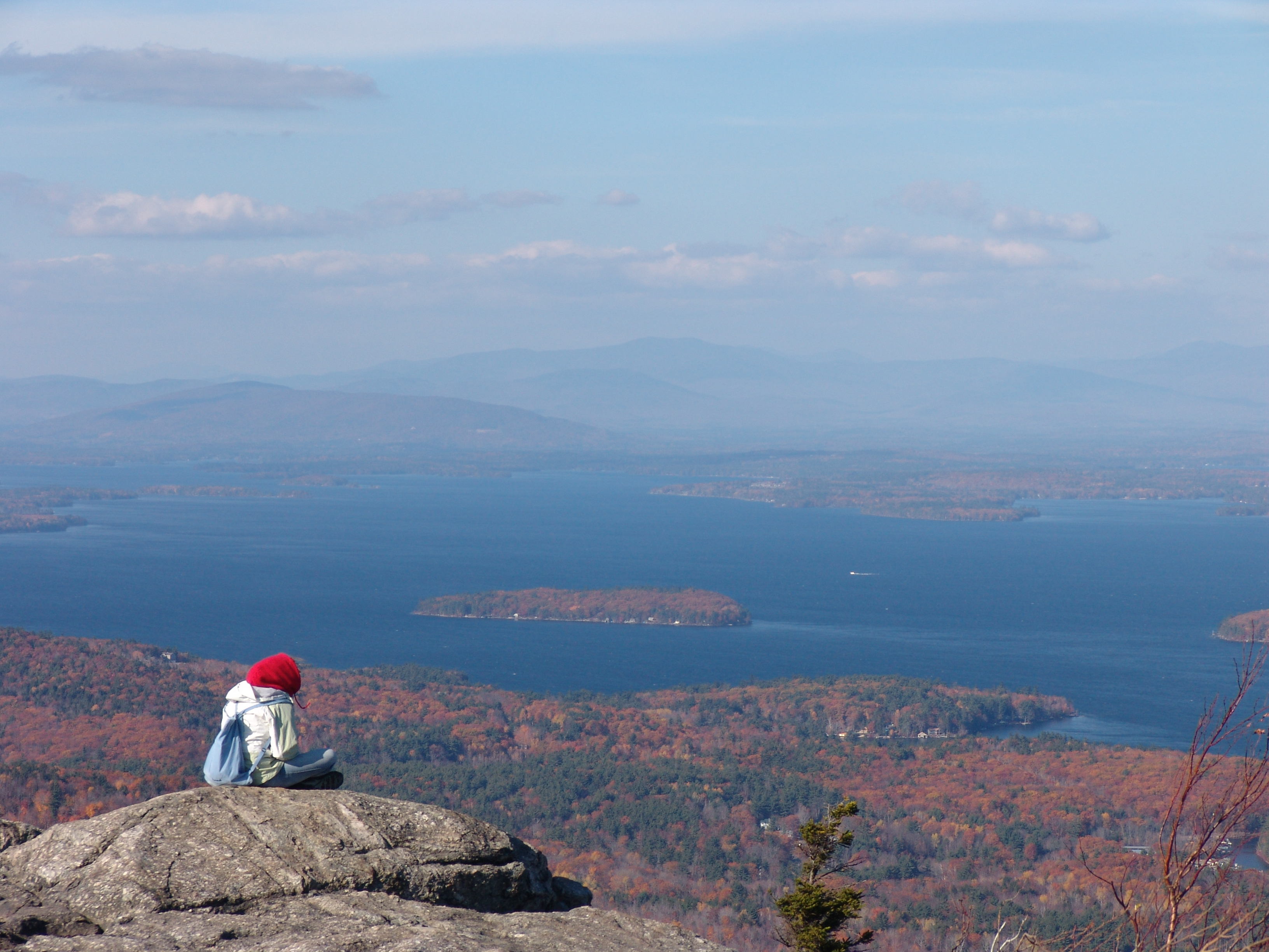 Best American Lakes - Winnipesaukee