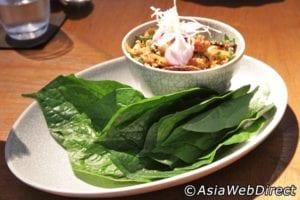 Nahn is one of the best restaurants in Bangkok