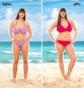 Best Swimsuit Body Type Large Chest