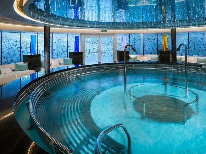 best Caribbean cruises for summer koningsdam spa