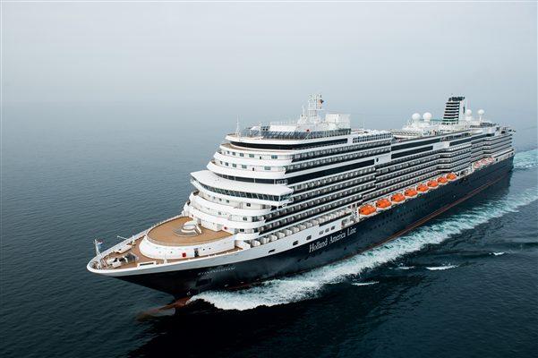 best Caribbean cruises koningsdam boat