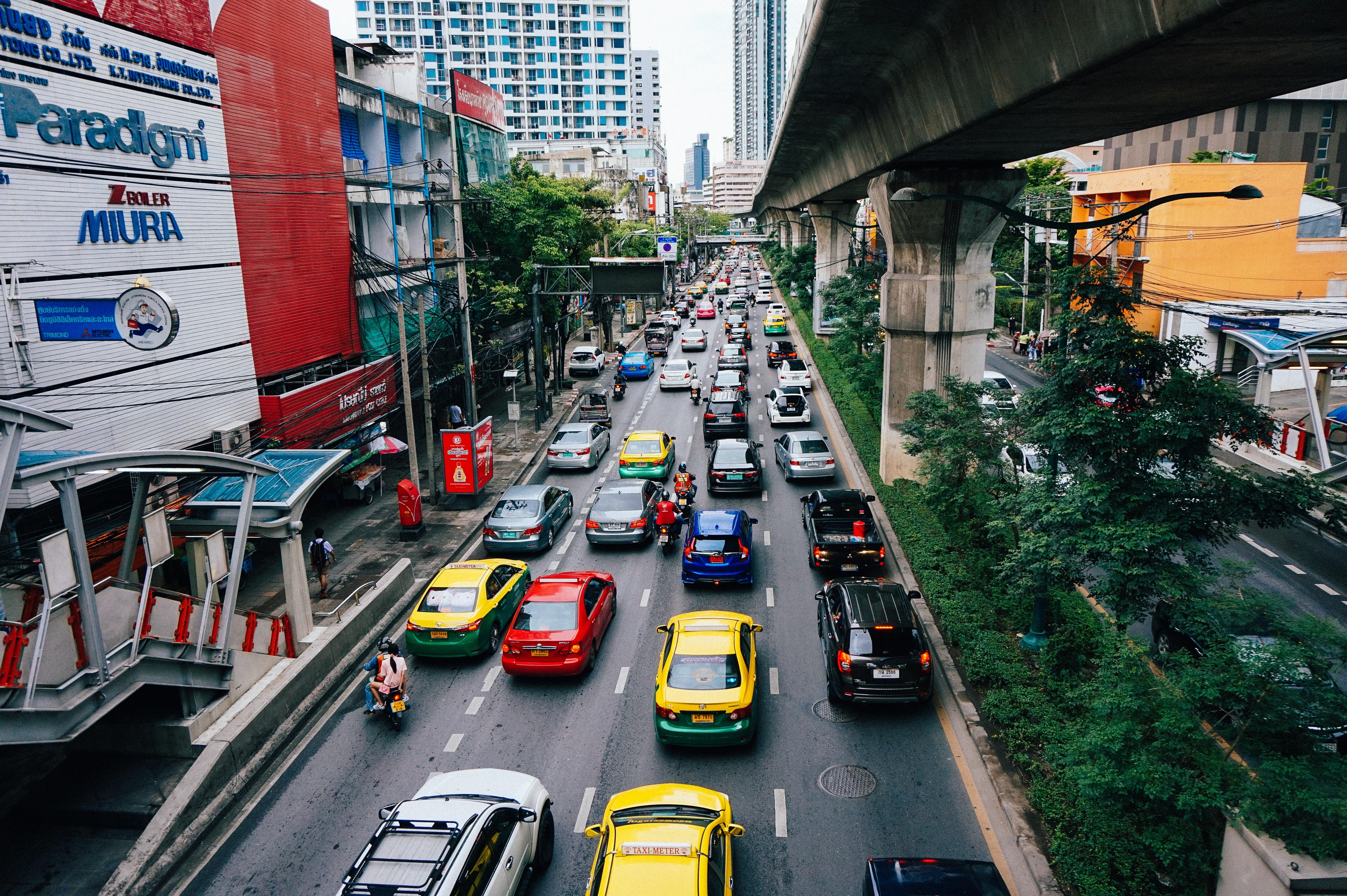 becoming a Digital Nomad in Bangkok
