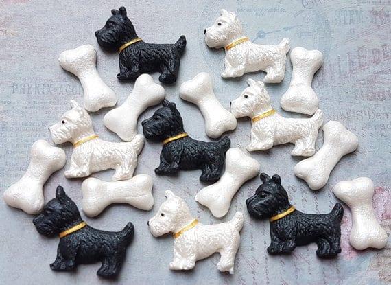 scottie dog edible creations