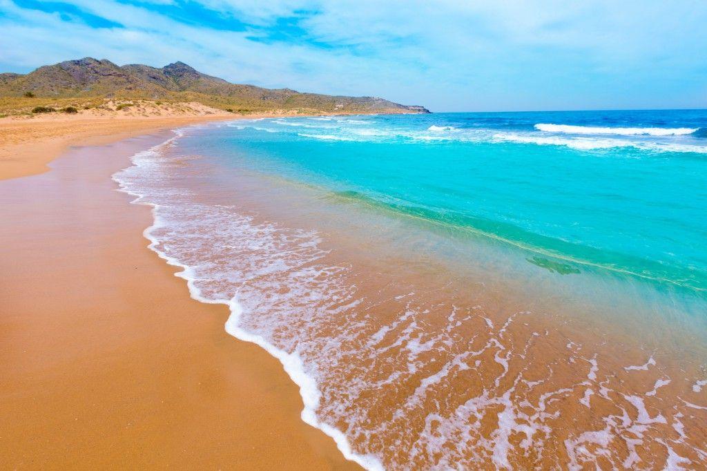 Europe Beach Spain