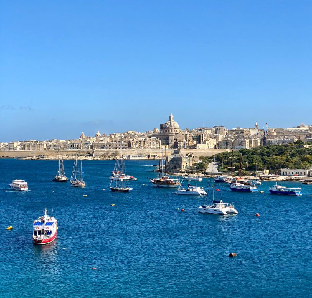 Europe travel in Malta