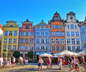 Europe travel in Poland