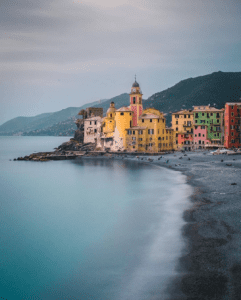Europe travel in Italy