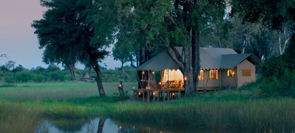 Glamping Essentials Glamping Destinations Botswana