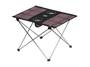 Glamping Essentials Portable Table for Two