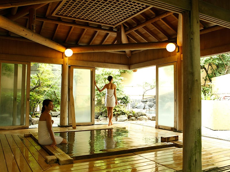 Try These Hot Springs In Tokyo for a Rejuvenating Vacation