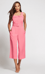 jumpsuits for woman - Gabrielle Union Collection Coral Halter