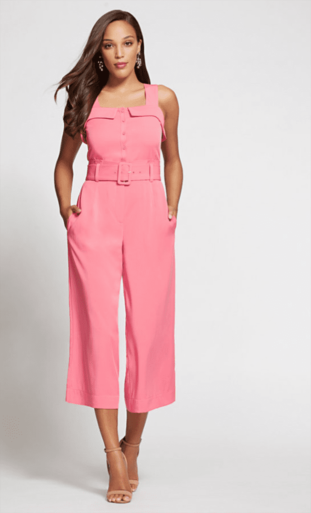 Gabrielle Union Collection Coral Halter summer jumpsuit trends
