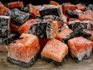 inuit interesting food around the world