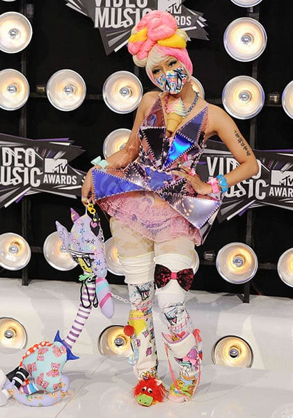 Fashion Flashback: Remember These Bizarre Awards Show Looks?