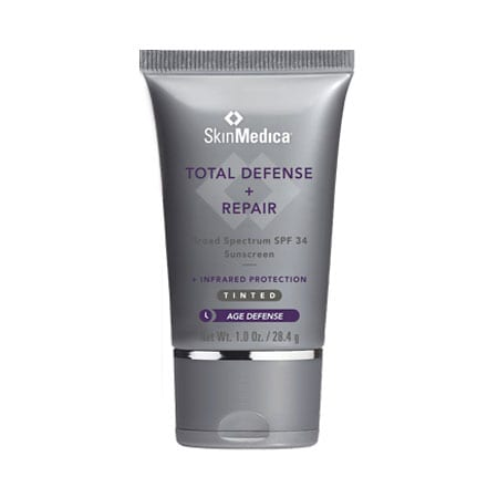 Best Sunscreens for Anti Aging Skinmedica Total Defense and Repair