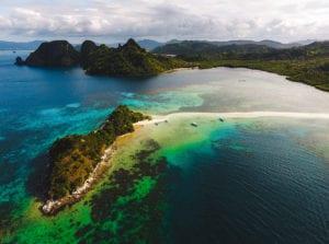 beautiful island philippines island hopping