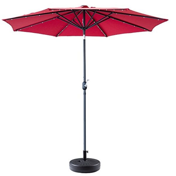 pool party ideas patio umbrella
