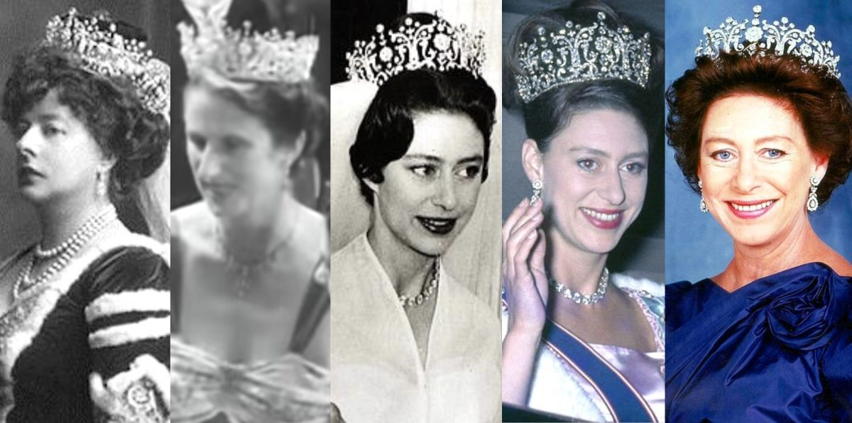 Royal Tiaras Poltimore