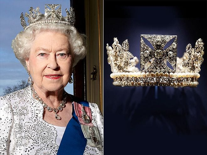 Royal Tiaras George IV State Diadem