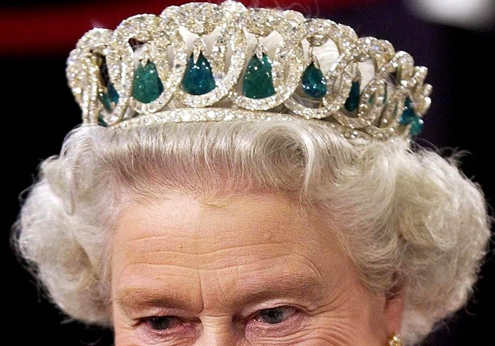 Royal Tiaras Grand Duchess Vladimir Tiara