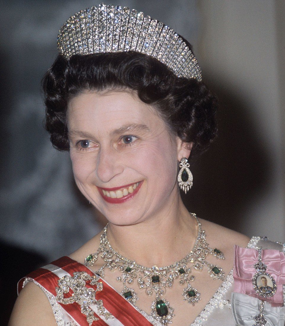 Royal Tiaras Queen Alexandra's Kokoshnik Tiara