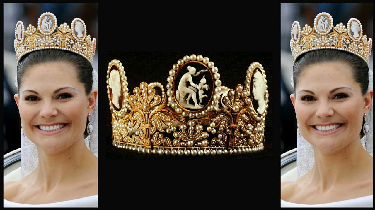 royal tiaras Cameo Tiara