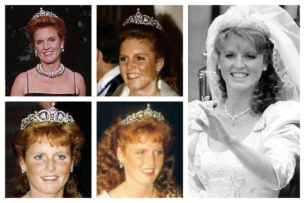 royal tiaras York Diamond Tiara