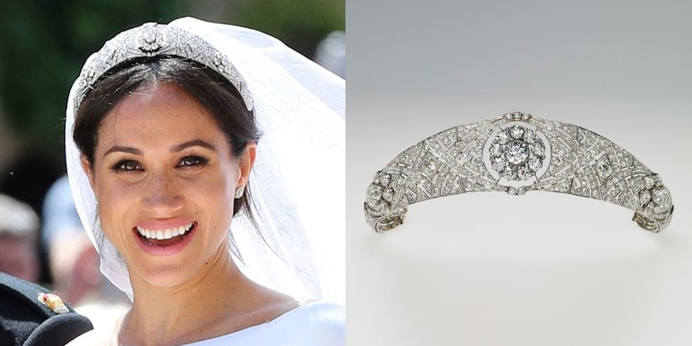Royal Tiaras Diamond Bandeau