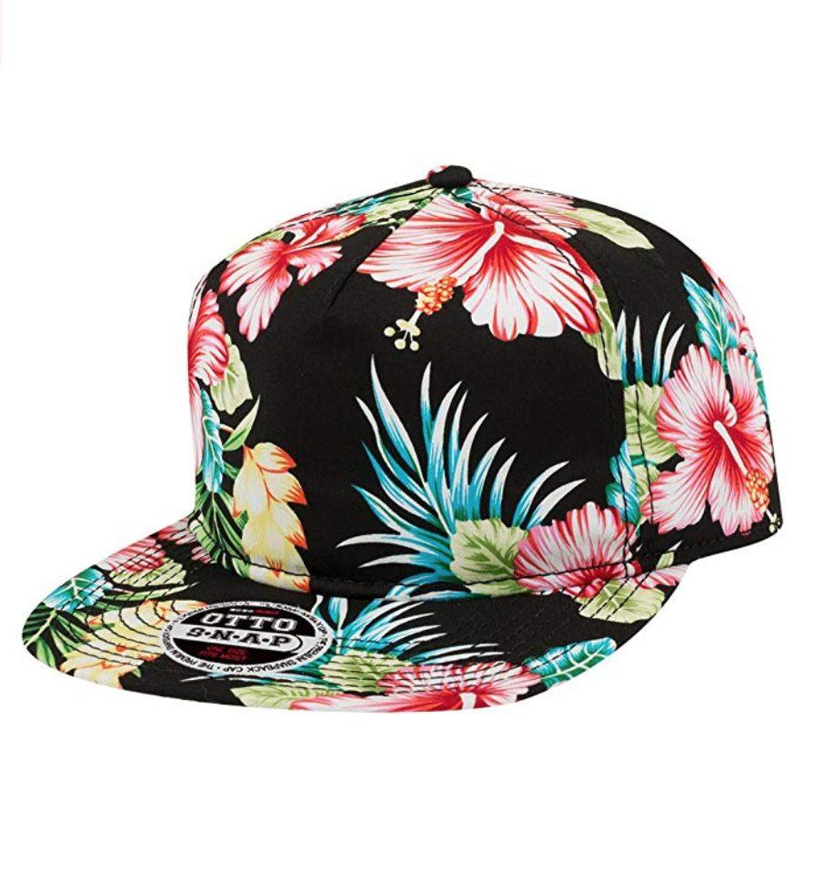 snapback baseball hat - summer style mens floral