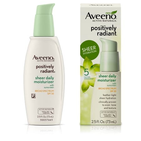 Best Sunscreens for Dry Skin Aveeno