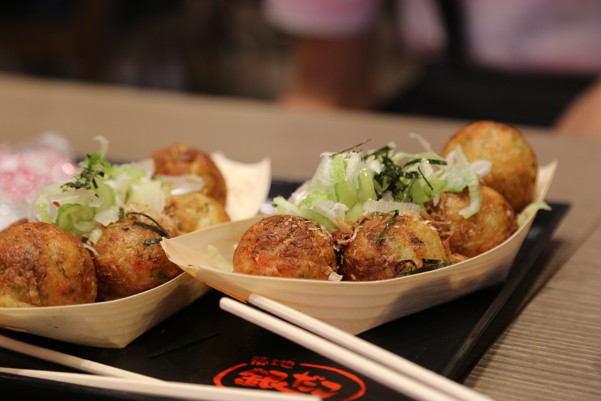 tokyo food to eat - takoyaki