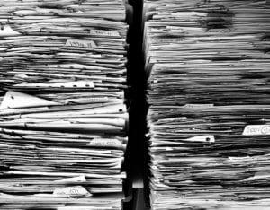 travel insurance claim paperwork