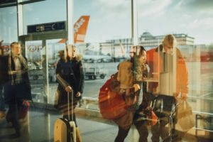 travel insurance coverage airport