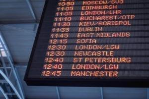 travel insurance coverage flights