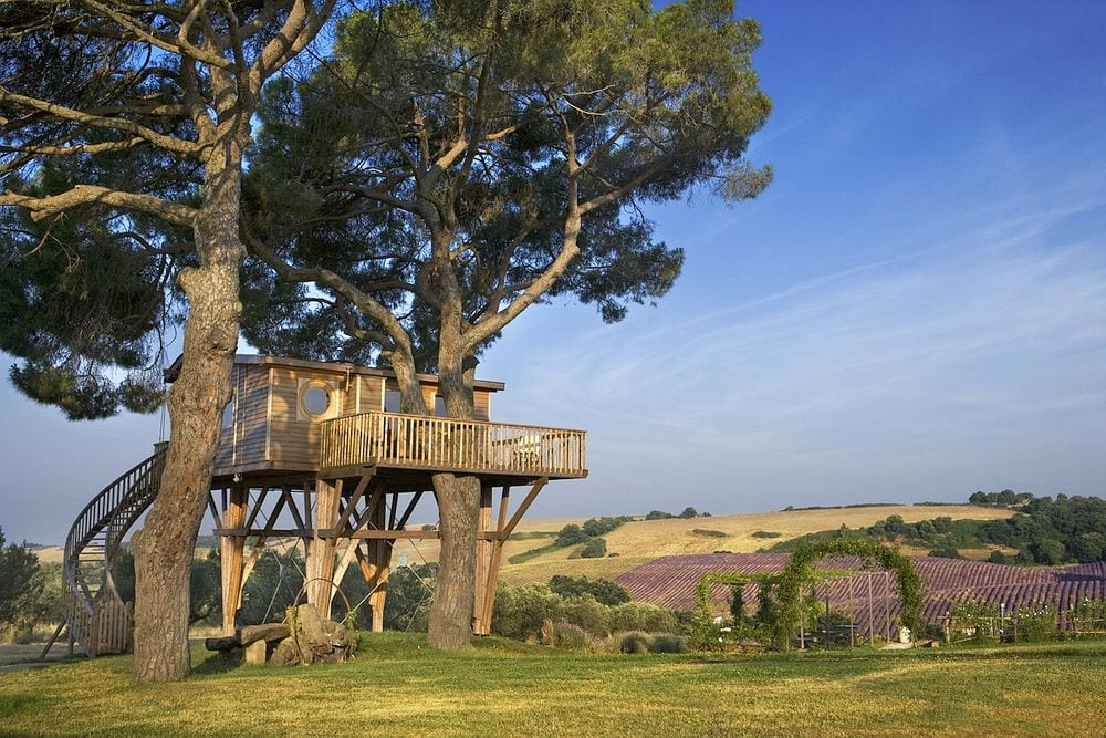 Top 15 Magical Treehouses Around The World You Can Rent