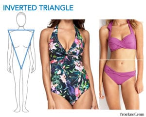 Best Swimsuits Triangle Body Type